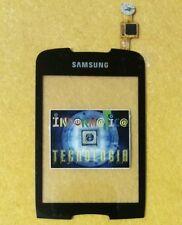 """Vetrino touchscreen per Samsung Galaxy Next Gt-s5570 (non """"i"""") nero"""