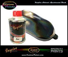INSPIRE SPECTRACOAT BLACK 8oz AIRBRUSH, CUSTOM PAINT, SPECTRAFLAIR, ARTIST