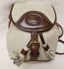 Vintage Dooney and Bourke Mini Bucket Bag