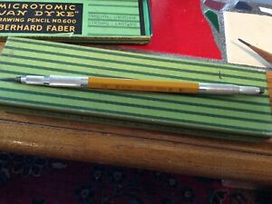 KOH-I-NOOR 1504 Double Ended  MECHANICAL PENCIL DRAFTING USA