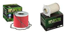 Oil and Air Filter Kit GS500 E-K,L,M,N,P,R,S,T,V,W,X,Y,K1,K2 2 Cylinders 88-02