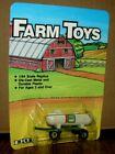 ERTL Farm Toys 1/64 IMC RAINBOW FERTILIZERS Anhydrous Ammonia Tank 603 1986