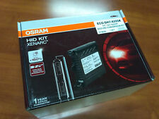 OSRAM HID Conversion Kit ECO H7 4200K Slim Ballast - Alternative to Philips HID