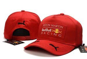 Aston Martin Cap Puma Max Verstappen 33 Bull Formula 1