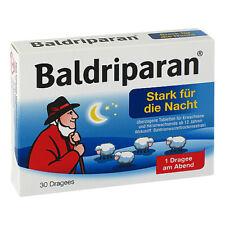 BALDRIPARAN stark f.d. Nacht Tabl.ueberzogen 30St PZN 00499175