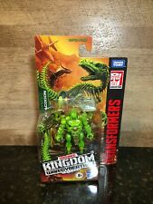 TRANSFORMERS GENERATIONS KINGDOM WAR FOR CYBERTRON DRACODON IN HAND!