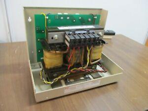 TCI dV/dT Guard KLC Output Filter KLR80BTB 3Ph 50/60Hz 600V 80A Used