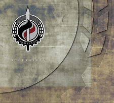 Cold Fusion-occupatria CD legionarii arditi di trono acciaio Triarii Toroidh CMI