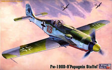 Focke Wulf FW 190 D-9 papagein Stuka (Faber, Wubke, etc.) 1/72 MASTERCRAFT