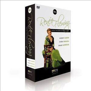 Renee Fleming at Paris Opera (DVD, Apr-2013, ArtHaus Musik)