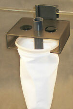 "CPR Pre-Filter Sock holder 7"" Sock-It 71 with one  Filter sock"