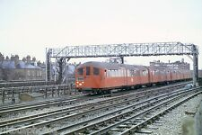 London Underground 38 TS Willesden Green Dec 1978 Rail Photo