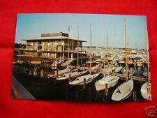 ANNAPOLIS MARYLAND VINTAGE VIEW YACHT CLUB