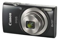 Canon Ixus 185 schwarz + Zubehörpaket 16GB SDHC + Tasche