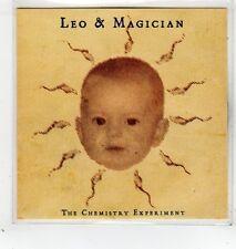 (GD185) The Chemistry Experiment, Leo & Magician - DJ CD