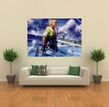 FINAL FANTASY X XBOX 360 PC NEW GIANT ART PRINT POSTER PICTURE WALL G009
