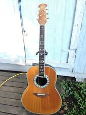 Ovation Legend acoustic/electric guitar..vintage 80s excellent !