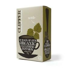 Clipper Thé Sacs Organic Nettle Infusion 20 bags