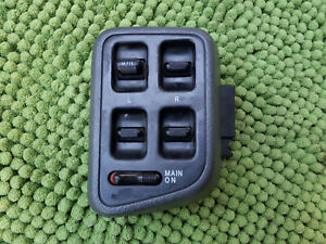 Interior Switches Controls For 1991 Honda Civic For Sale Ebay