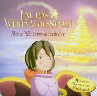 """LAURAS STERN """"MEINE WINTERWUNDERLIEDER""""  CD HÖRBUCH NEU"""
