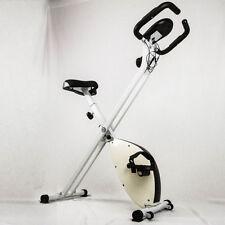 Folding Magnetic Upright Bicycle Training Fitness Stationary Flywheel X-Bike FRW