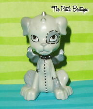 MONSTER HIGH VHTF SDCC B&W FRANKIE STEIN DOLL REPLACEMENT GRAY WATZIT DOG PET