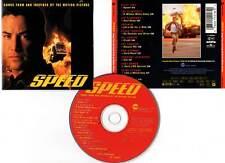 SPEED - Songs Inspired By (CD BOF/OST) Billy Idol,Pat Benatar,Rod Stewart 1994