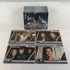 THE COMPLETE BATTLESTAR GALACTICA (Original TV) Complete Card Set RICHARD HATCH