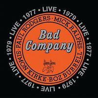 BAD COMPANY - BAD COMPANY LIVE IN CONCERT1977 & 1979 DOPPEL-CD NEU
