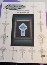 """May-""""Bonded Together"""" Living Faith, Hope & Grace cross-stitch"""