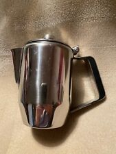 Stainless Steel Tea Pot 500ml With Anti Heat Handle & Lid Good Used Condition