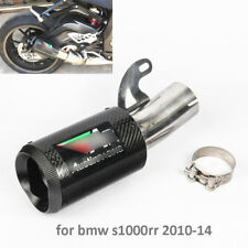 Racing Motorcycle Exhaust System Slip on Carbon Fiber Exhaust for BMW S1000RR