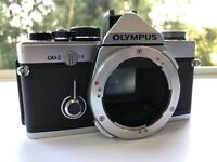 [Excellent+5] Olympus OM-2 w/ Shoe SLR 35mm Film Camera Body from Japan #516