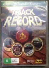Track Record-a History of Australias Railways 4 DVD Set