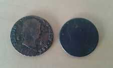 Used -  2 MONEDAS DE 8 MARAVEDIS FERNANDO VII- 1825 - Item For Colecctors