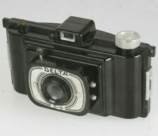 Delta 6x9 Bakelitkamera (6x9cm) schwarz