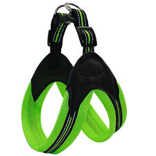 Breathable Mesh Padded Pet Dog Harness Reflective for Medium Large Dogs Poodles