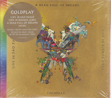 CD- Coldplay A Head Full Of Dreams 0190295559274 SHIPS NOW!