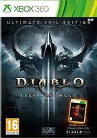 DIABLO 3 III ULTIMATE EVIL EDITION EN CASTELLANO NUEVO PRECINTADO XBOX 360