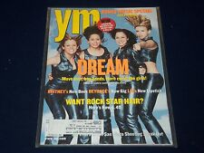 2001 JUNE/JULY YOUNG & MODERN YM MAGAZINE - DREAM COVER - O 396