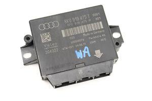 2008 2009 2010 2011 2012 AUDI S5 B8 - PARKING AID / PARK ASSIST CONTROL MODULE