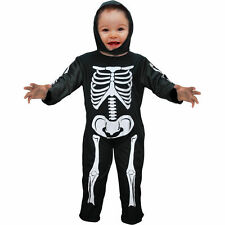 Baby Skeleton Infant Halloween Costume