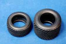 Model Factory Hiro 1/20 1980s F1 Rain Tyres for Tamiya kit (4pcs)