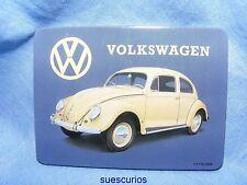 Volkswagen Beetle Vehicle Garage Advertising Magnet NEW Classic Car