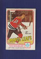 Ron Sedlbauer 1981-82 O-PEE-CHEE Hockey #324 (EXMT+)
