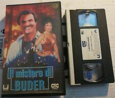 VHS - IL MISTERO DI BUDER di Burt Reynolds [CIC]
