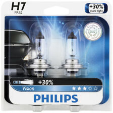 Headlight Bulb-Vision - Twin Blister Pack Front PHILIPS H7PRB2
