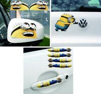 Exterior Waterproof Funny Car Sticker Decal Minion