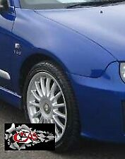 NEW MG ZR / ROVER 25 DRIVERS RIGHT OFF SIDE FRONT WING IN IGNITION BLUE JGY