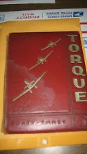 1943 J Pecos Army Airfield  class book